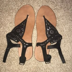Mossimo Supply Co. Shoes - Adjustable sandals